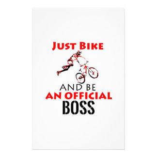 mortocycle design briefpapier