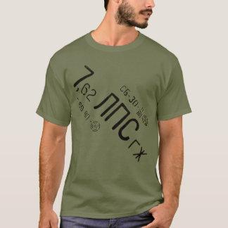 Mosin Nagant 7.62 Spam kan T Shirt
