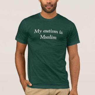 Moslim Autisme T Shirt