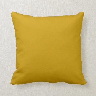 mosterd geel hoofdkussen sierkussen