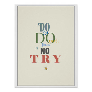 Motivatie poster