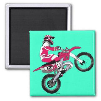 Motocross 300 magneet