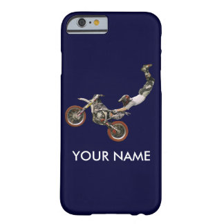 motocross barely there iPhone 6 hoesje