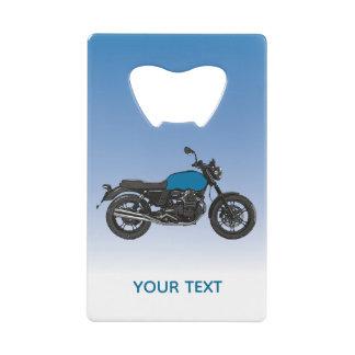 Motorfiets Creditkaart Flessenopener