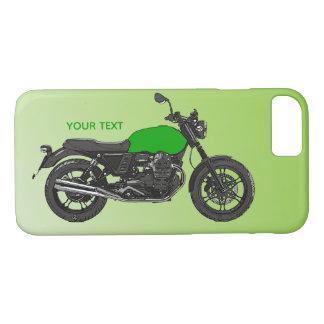 Motorfiets iPhone 8/7 Hoesje