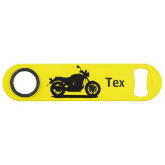Motorfiets Speed Flessenopener
