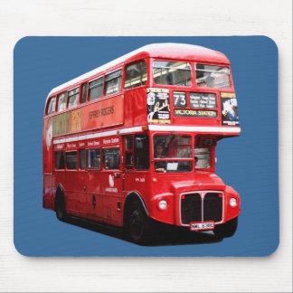 Mousemat met de Bus van Londen Muismat