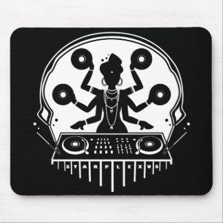 mousepad discoshiva muismat