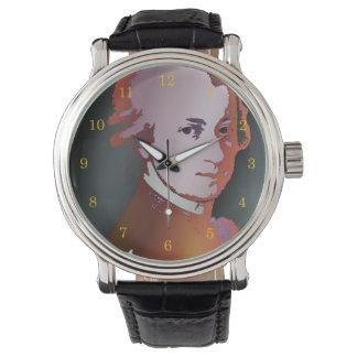 Mozart 2 Horloge