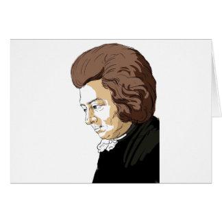 Mozart (Wolfgang Amadeus Mozart) Kaart