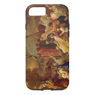 Mozes en het Koperachtige Serpent, c.1653-54 (olie iPhone 7 Hoesje
