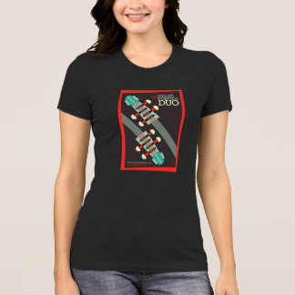 MP2 2013 de t-shirt van vrouwen