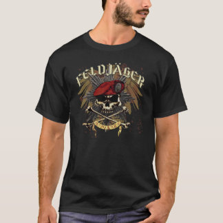 MP van Feldjager van Deutsch Overhemd T Shirt