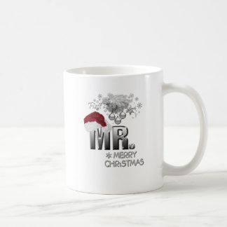 MR.First Kerstmis Koffiemok