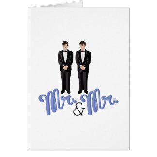 Mr.& M. Briefkaarten 0