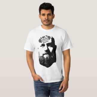 Mr.T de Persoonlijke Extra Waarde Sillhouette van T Shirt