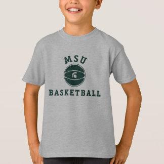 MSU Basketbal | Universiteit van de Staat van T Shirt