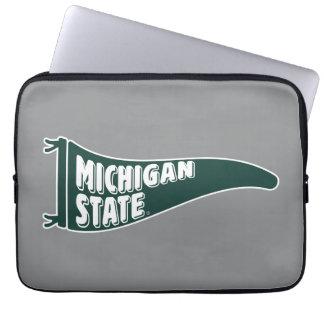 MSU Spartans | Universiteit van de Staat van Computer Sleeve