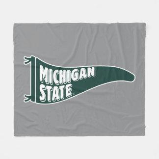MSU Spartans | Universiteit van de Staat van Fleece Deken