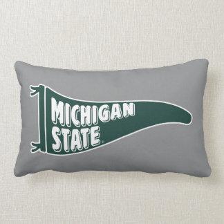 MSU Spartans | Universiteit van de Staat van Lumbar Kussen