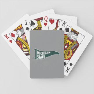 MSU Spartans | Universiteit van de Staat van Pokerkaarten