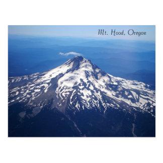 Mt. de Briefkaarten van Oregon van de kap