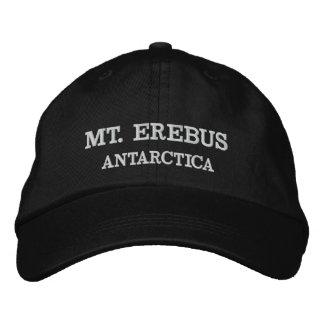 Mt. Erebus, het Regelbare Pet van Antarctica