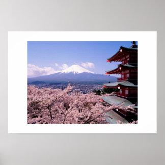 MT Fuki met Sakura Poster