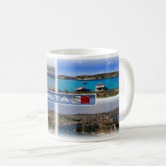MT Malta - Valletta - Koffiemok