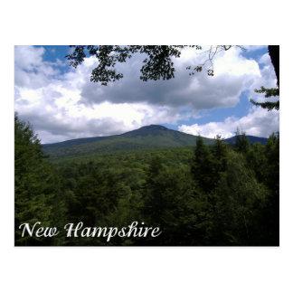 MT Washington, Van Newhampshire Briefkaart