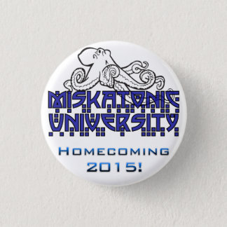 MU Homecoming 2015 Speld Ronde Button 3,2 Cm