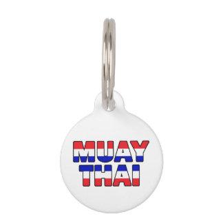 Muay Thai Huisdierpenning