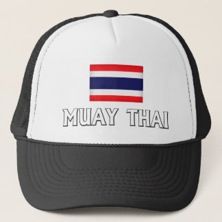 Muay Thai Trucker Pet