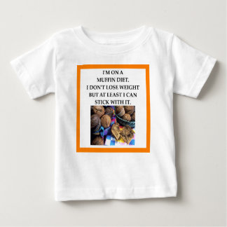MUFFINS BABY T SHIRTS