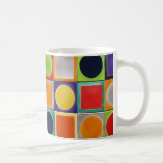 MUG COLORED CERAMIC KOFFIEMOK
