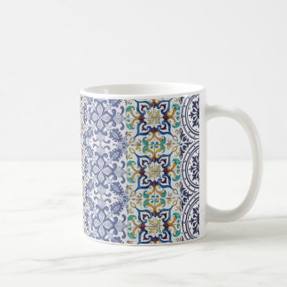 mug déco azulejos koffiemok
