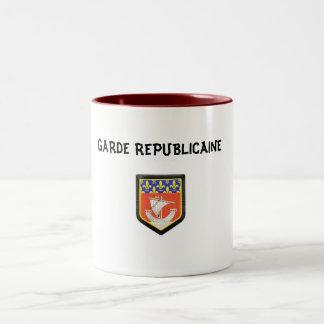 MUG HOUDT REPUBLIKEINS TWEEKLEURIGE KOFFIEMOK