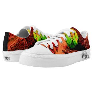 mug ontdekkingsreiziger low top schoenen