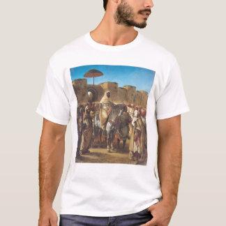 Muley abd-AR-Rhaman, de Sultan van Marokko T Shirt