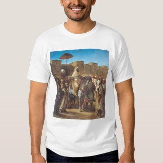 Muley abd-AR-Rhaman, de Sultan van Marokko T Shirts
