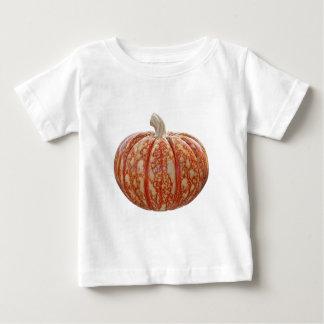 Multi Gekleurde Pompoen Baby T Shirts