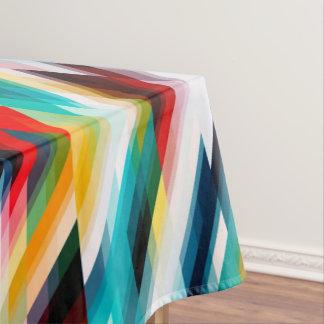Multicolored Abstract Patroon Tafelkleed
