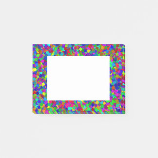 Multicolored confettien - post-it® notes