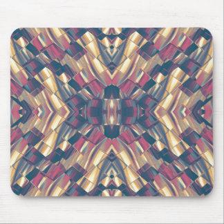 Multicolored Donkere Modern Muismat