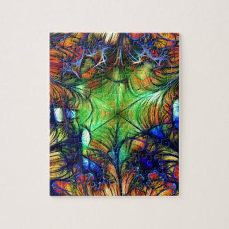 Multicoloured Fractal Legpuzzel