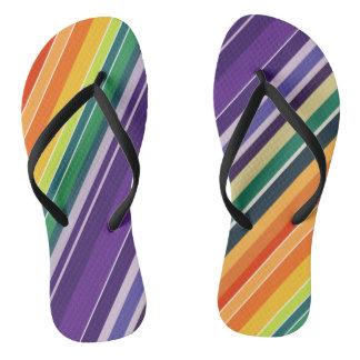 Multicoloured Pantoffel Teenslippers