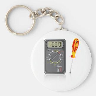 Multimeter Keychain Sleutelhanger