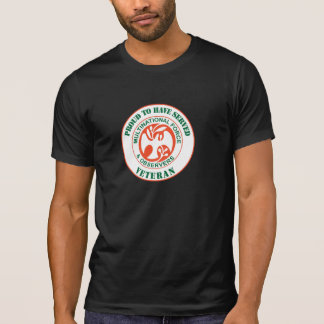 Multinational Force & Observers Veteraan T Shirt