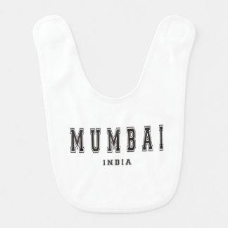 Mumbai India Baby Slabbetje