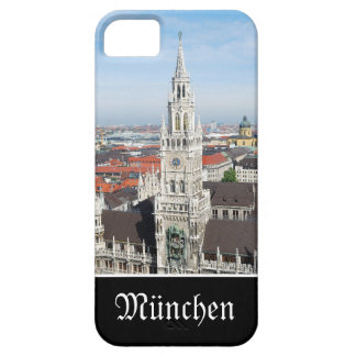München, Duitsland Barely There iPhone 5 Hoesje